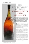 Story of 1774 Vin Jaune