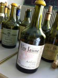Recent Vins Jaunes