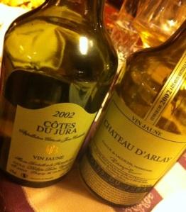 Côtes du Jura Vin Jaune