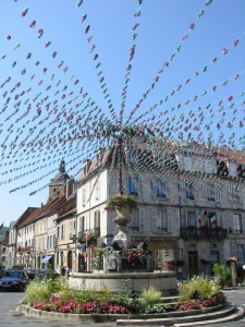 Centre of Arbois