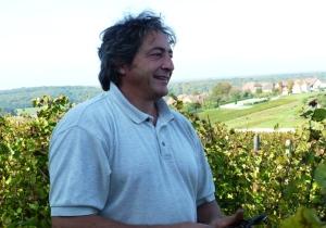 Pascal Clairet of Domaine de la Tournelle