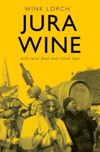Jura wine book
