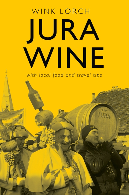 Jura Wine - The Book