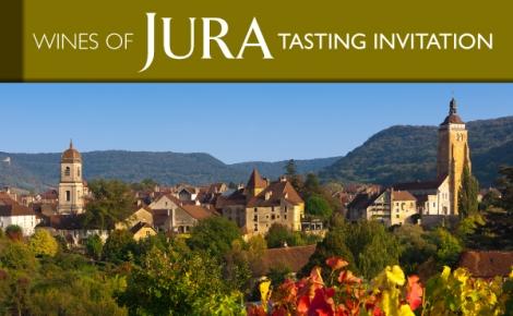 Jura wine trade London tasting