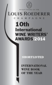 Roederer Wine Writers Awards Shortlist
