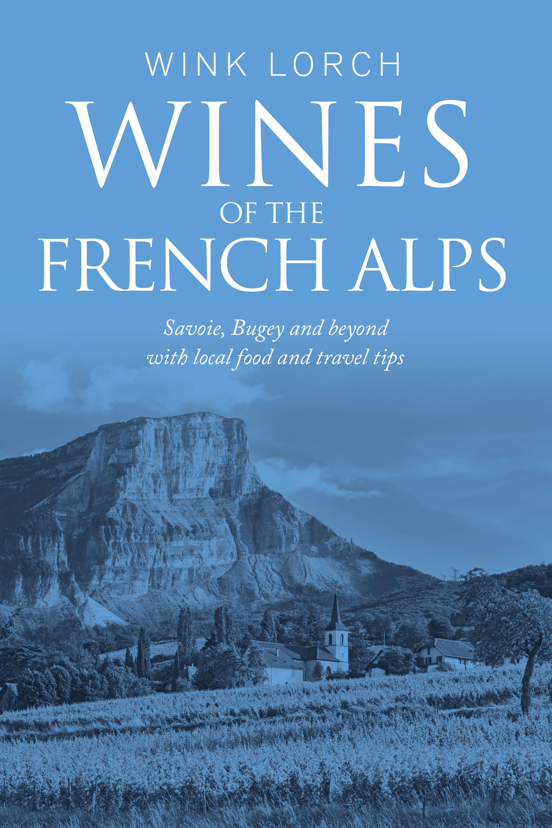 Wines of the French Alps Cover